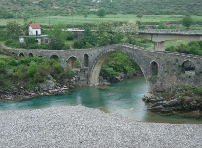 גשר ישן אלבניה