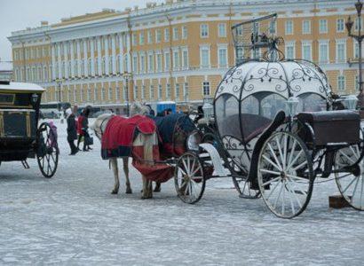 כרכרה ברוסיה