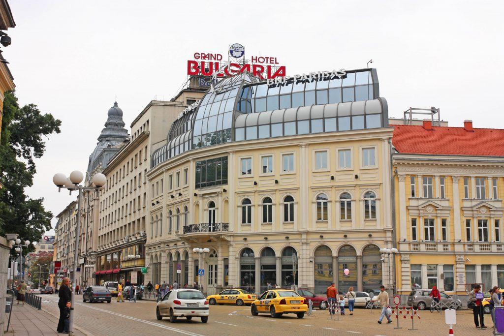 מלון גרנד הוטל בולגריה