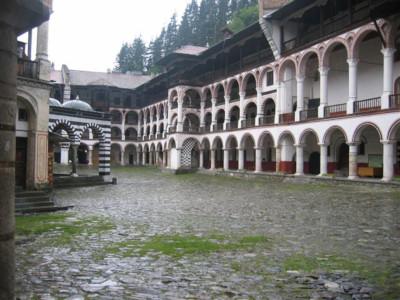 מנזר רילה