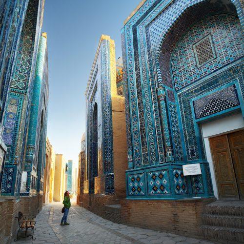 סמרקנד - אוזבקיסטן