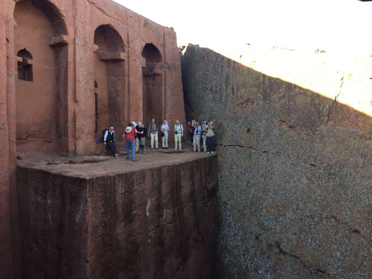 על מדף הסלע אתיופיה