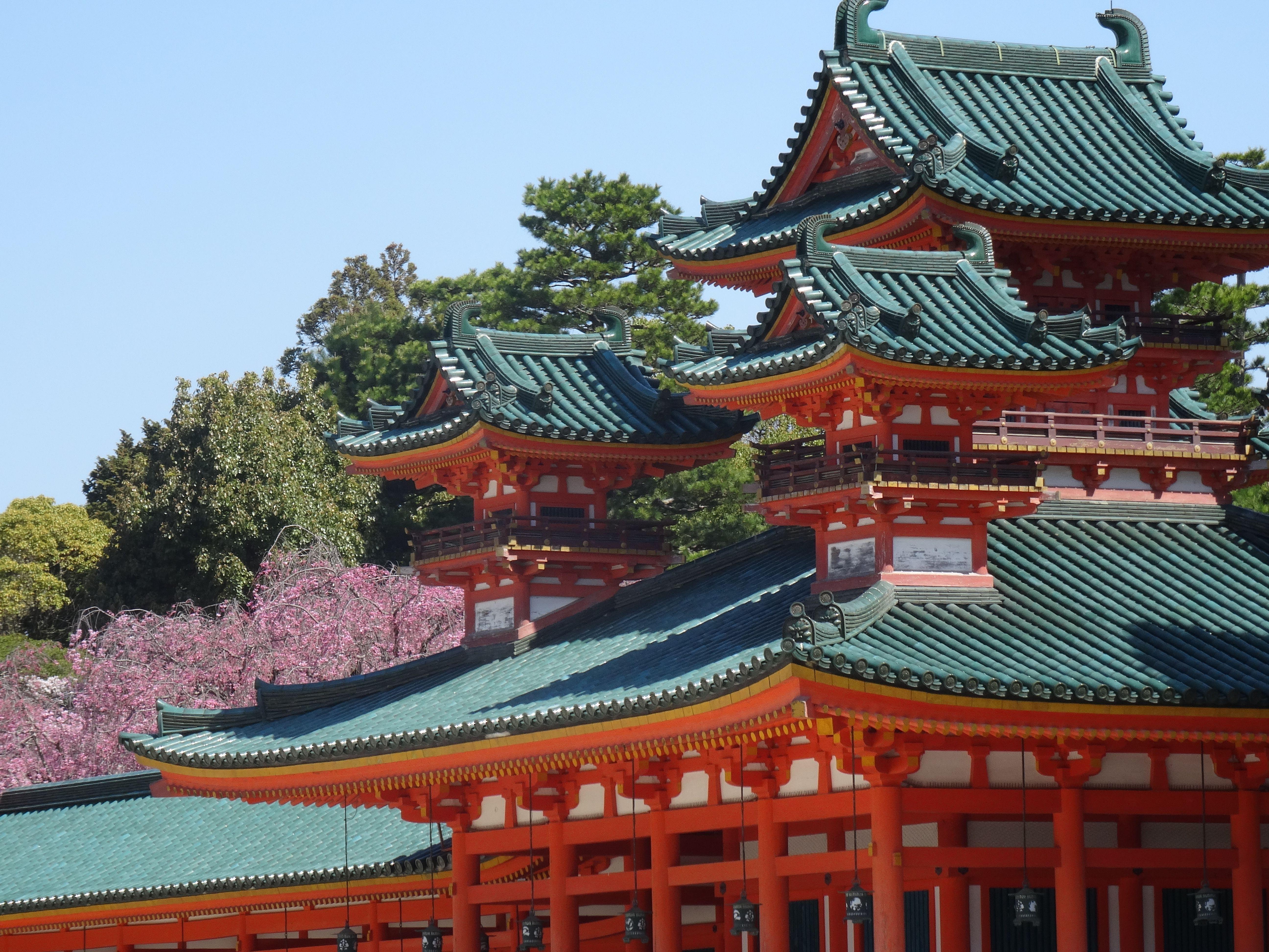 פגודות ביפן