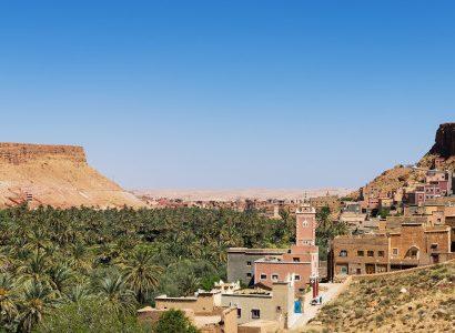 כפר ברבר במרוקו