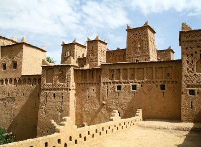 קסבה במרוקו