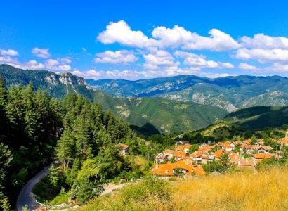 נוף בבולגריה