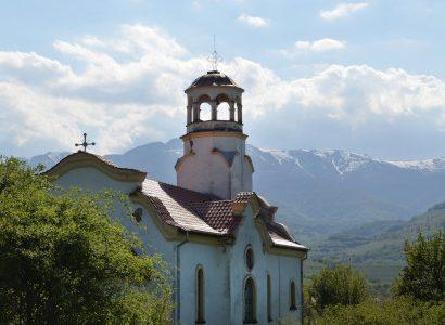 כנסייה אורתודוקסית בבולגריה
