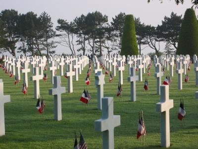בית קברות בצרפת