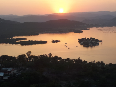 נהר בהודו