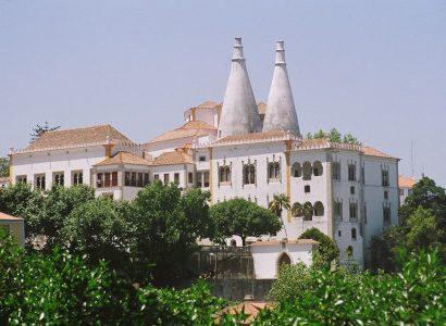 ארמון פנה בסינטרה - פורטוגל