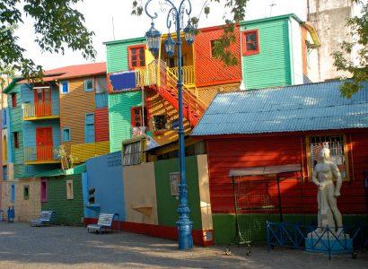 שכונת לה בוקה בבואנוס איירס