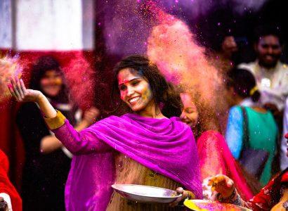 פסטיבל בהודו