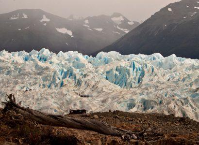 קרחון בפטגוניה