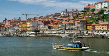 שייט על נהר הדואורו פורטוגל