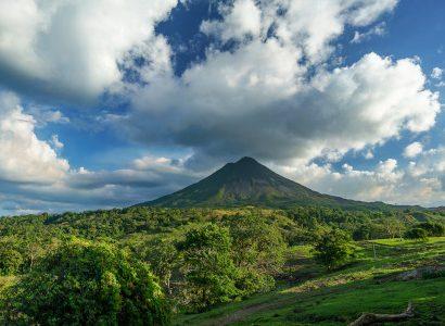 הר געש בקוסטה ריקה