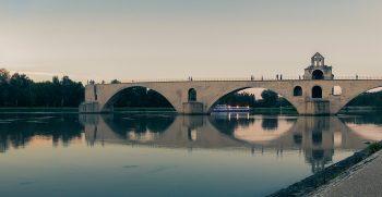 טיול מאורגן לצרפת - שייט על נהר הרון