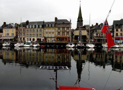 נמל הונפלר צרפת