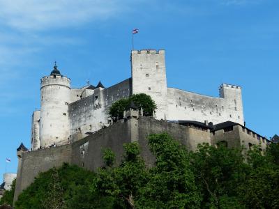 מבצר הוהנזלצבורג