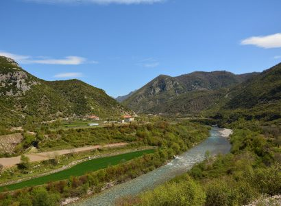 טבע באלבניה