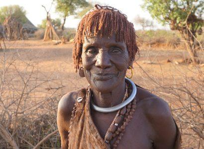 אישה אתיופית