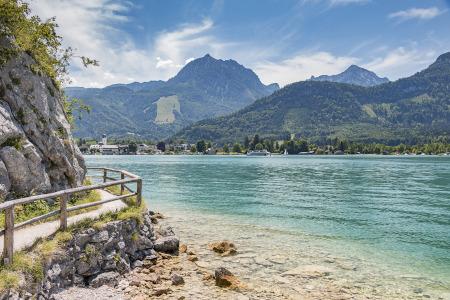 אגם וולפגנג אוסטריה