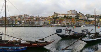 שייט על נהר הדוארו בפורטוגל
