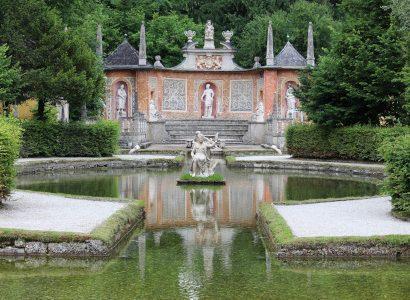 ארמון הלברון זלצבורג