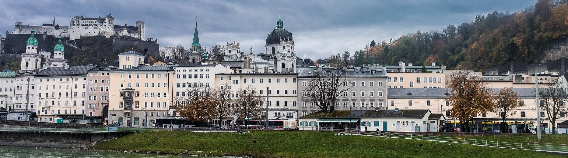 טיול מאורגן בריזהב לזלצבורג והסביבה באוסטריה