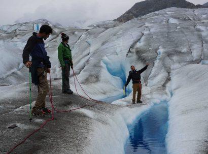 קרחון בקנדה