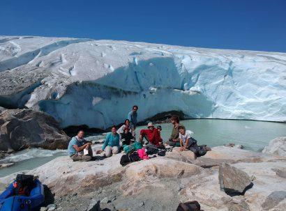 קרחונים בקנדה