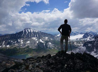 טיפוס הרים בקנדה