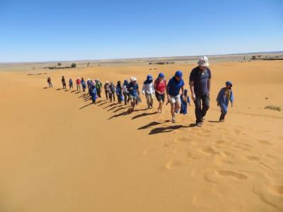 דיונה במדבר סהרה