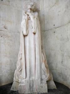 פסל של ז'אן דארק