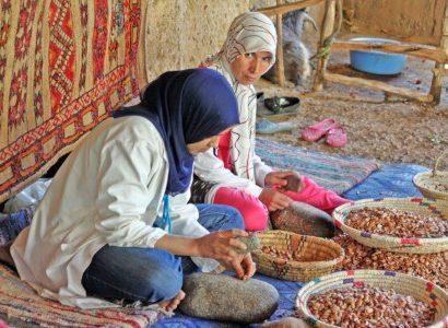 נשים מרוקאיות