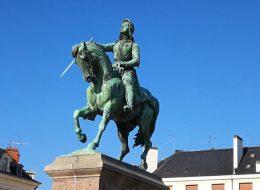 טיול מאורגן לרוחבה של צרפת בעקבות ז'אן ד'ארק